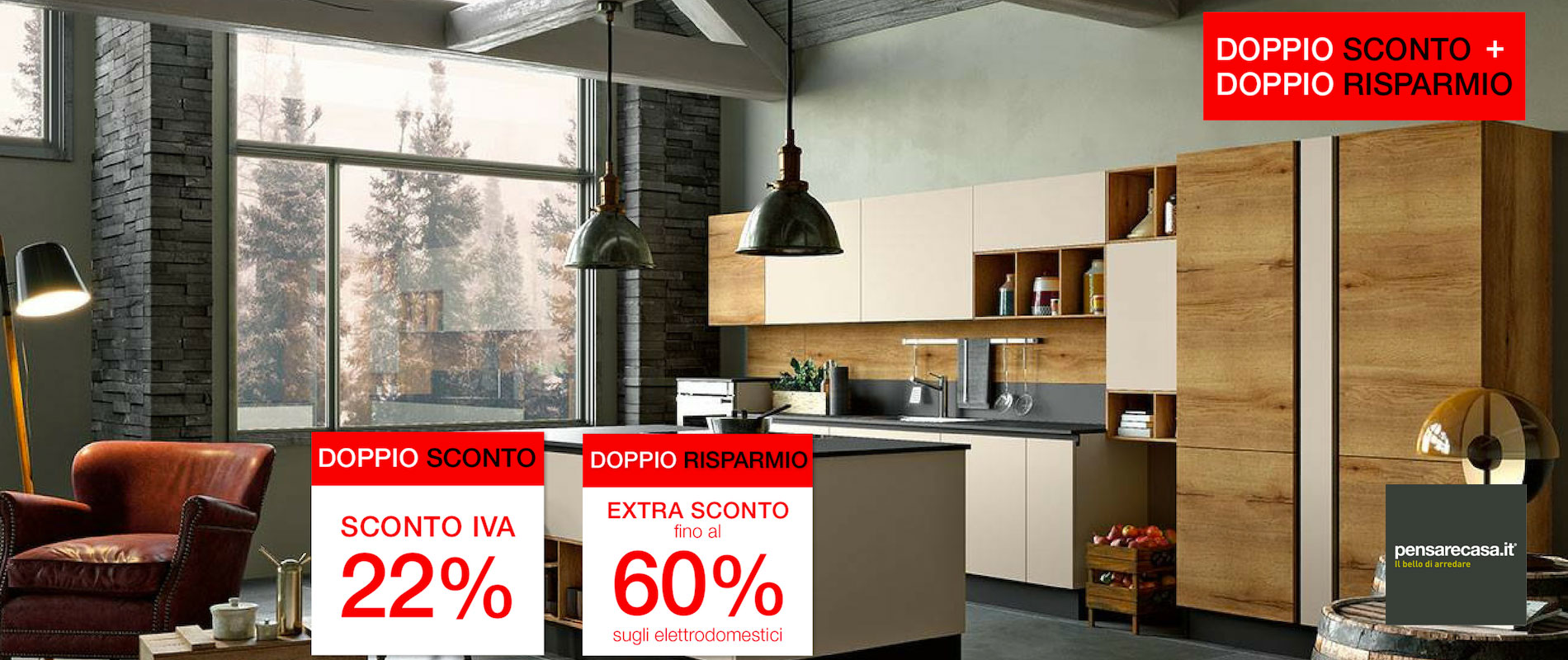 Mobili lanza negozio di arredamento mobili e cucine a for Sconti mobili