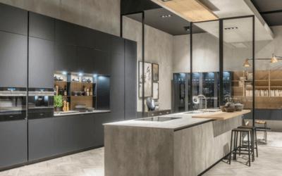 Il design incontra l'innovazione con le cucine Stosa