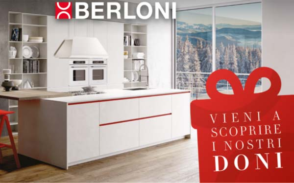 Promozione Cucine Berloni - Offerte Cucine Biella Mobili Lanza