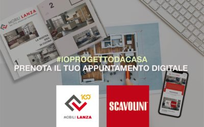 Progetta Online i tuoi ambienti Scavolini