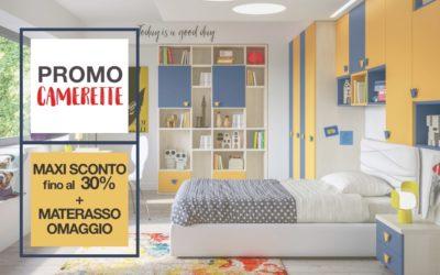 Promozione Camerette – Maxi Sconti